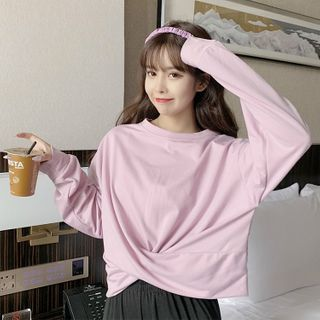 Long-sleeve | T-Shirt | Twist