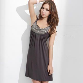 Buy Joanne Kitten Sleeveless Beaded Dress 1022936769