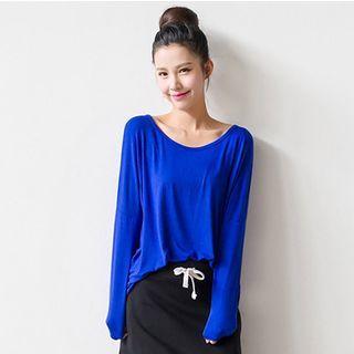 T-Shirt | Sleeve | Long