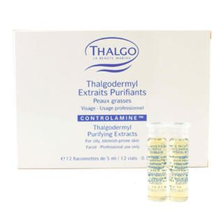 Thalgodermyl Purifying Extracts - Oily, Blemish-Prone Skin  12x5ml/0.17oz