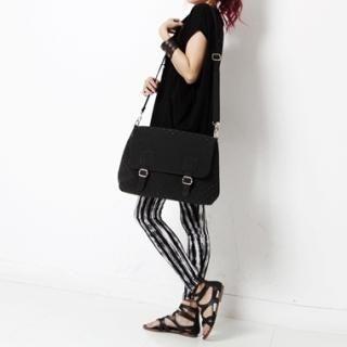 Buy KENZI Punched Shoulder Bag 1023006120
