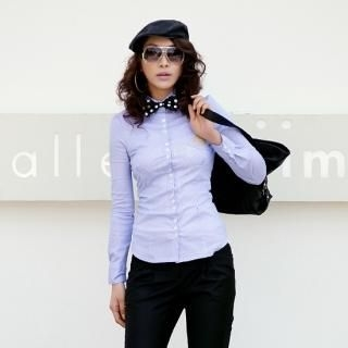 Buy Vanilla French Pinstriped Shirt 1022481227