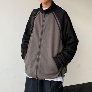 Image of Zip Raglan Jacket