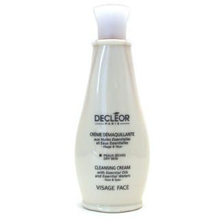 Buy Decleor – Cleansing Cream for Dry and Dehydrated Skin 400ml/13.4oz