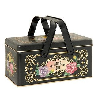 Picture of Anna Sui - Antique Vanity Box 1 pc (Anna Sui, Accessories)