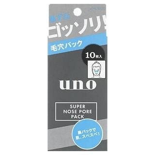 Buy Shiseido – UNO Super Nose Pore Pack 10 pcs