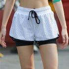 Drawstring Mesh Sport Shorts 1596