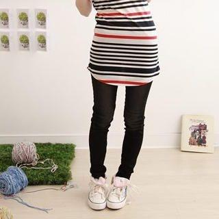 Buy ZOO Elasticized Waist Skinny Jeans 1022458060