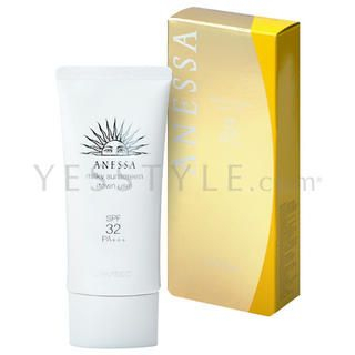 Picture of Shiseido - Anessa Milky Sunscreen (Town Use) SPF 32 PA+++ 60g (Shiseido, Skincare, Body Care, Sun Tanning / Sun Care)