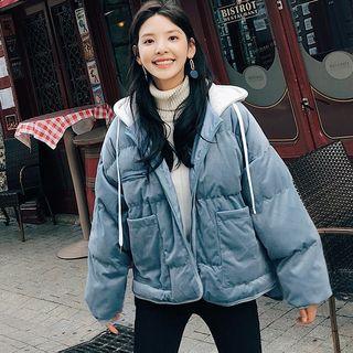 Ariadne Hooded Padded Jacket