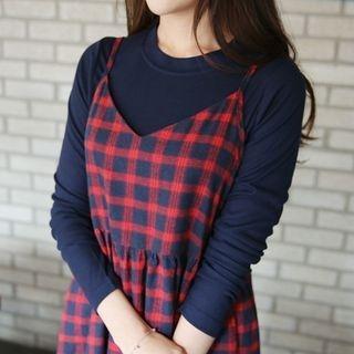 Long-Sleeve Slim-Fit T-Shirt 1052955384