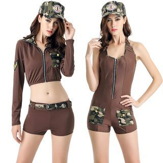 Army Party Costume 1054092558
