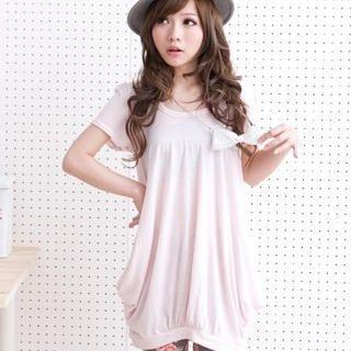 Buy ZOO Draped T-Shirt Dress 1022735125