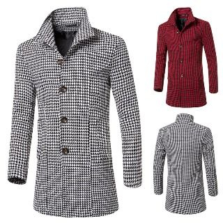 Image of Houndstooth Coat
