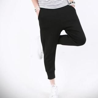Buy Style Engine Tie-Waist Ankle Length Sweat Pants 1022689233