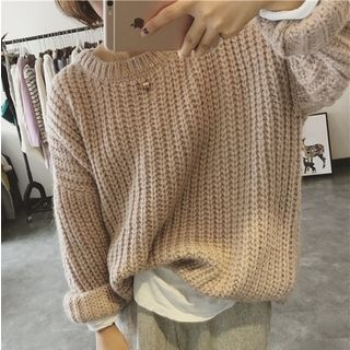 Ribbed Knit Top 1058139547