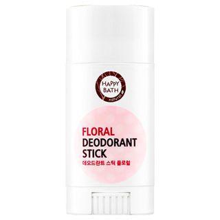 HAPPY BATH - Deodorant Stick (Floral) 40g 40g 1042629874
