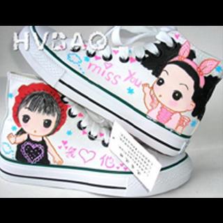 Buy HVBAO Little Darlings High-Top Sneakers 1014440575