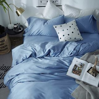 Bedding Set: Duvet Cover + Bed Sheet + Pillowcase 1062848227