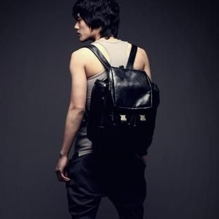 Buy Portfranc Faux-Leather Backpack 1022433324