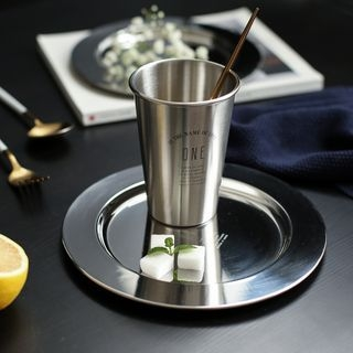 Stainless Steel Cup/Saucer 1064752171