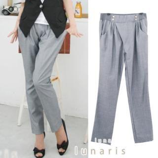 Buy Lunaris Pleat Front Pants 1022971241