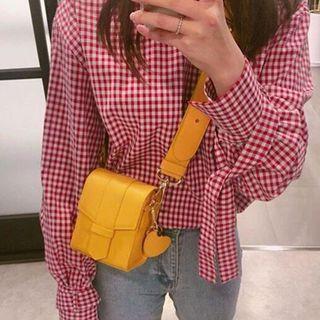 Image of Square Mini Mobile Phone Crossbody Bag