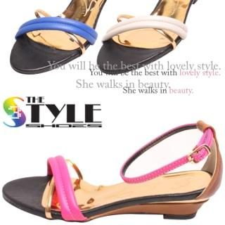 Buy Woorisin Ankle Strap Sandals 1022935764