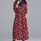Floral Maxi Dress 1596