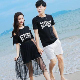 Short-sleeve | T-Shirt | Couple