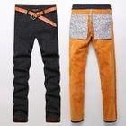 Fleece-lined Skinny Jeans 1596