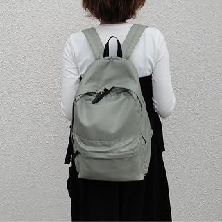 Picture of anello Backpack Light Gray - One Size 1022806468 (anello, Backpacks, Japan Bags, Womens Bags, Womens Backpacks)