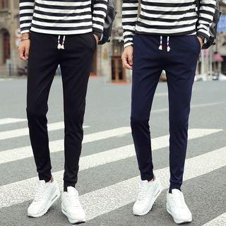 Plain Jogger Pants