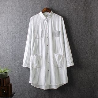 Striped Long Shirt 1057127929