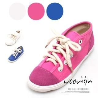 Buy Woorisin Canvas Shoes 1022289091