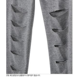 Buy REDOPIN Distressed Leggings 1022526392