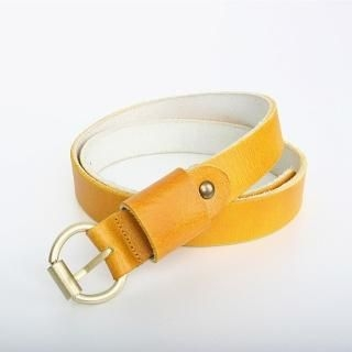 Buy BoynMen Faux-Leather Belt 1022706203