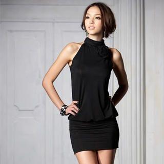 """Buy Joanne Kitten Sleeveless """"Corsage"""" Party Dress 1022567449"""