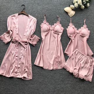 Spaghetti | Camisole | Crochet | Pajama | Strap | Short | Dress | Robe | Lace | Top
