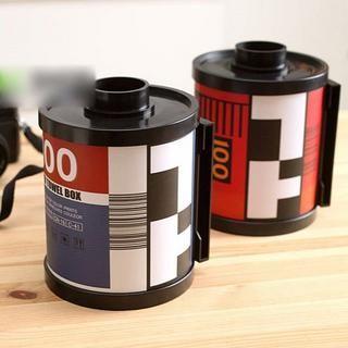 Roll Film Tissue Box