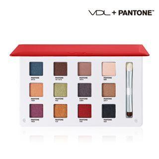 VDL - Expert Color Eye Book 6.4 (Pantone Edition) (5 Types) #1 1060097741