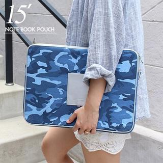 """""""The Basic"""" Series Denim Notebook Pouch (13 inch)"""