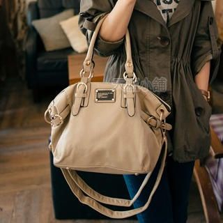 Belted Tote