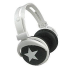 mix-style (Star-Black) Stereo Headphones Star - Black от YesStyle.com INT