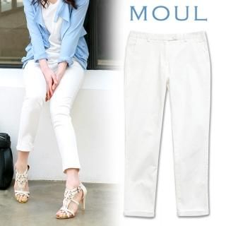 Buy MOUL STYLE Cropped Skinny Pants 1022727299