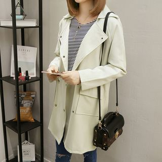 Double-Breast Trench Coat - United states