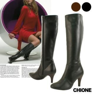 Picture of Chione Long Boots (2 Designs) 1021474567 (Boots, Chione Shoes, Korea Shoes, Womens Shoes, Womens Boots)