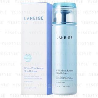 Buy Laneige – White Plus Renew Skin Refiner 120ml/4.1oz