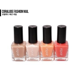 eSpoir - Coralude Fashion Nail (4 Colors) #03 Sophisticated 1060532399