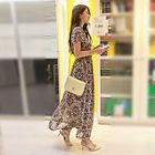 Patterned Maxi Dress от YesStyle.com INT